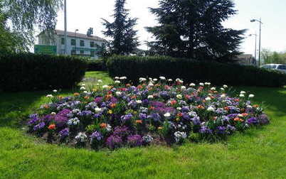 Rond point des 4 routes