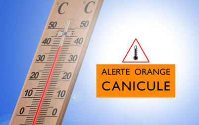 canicule orange site